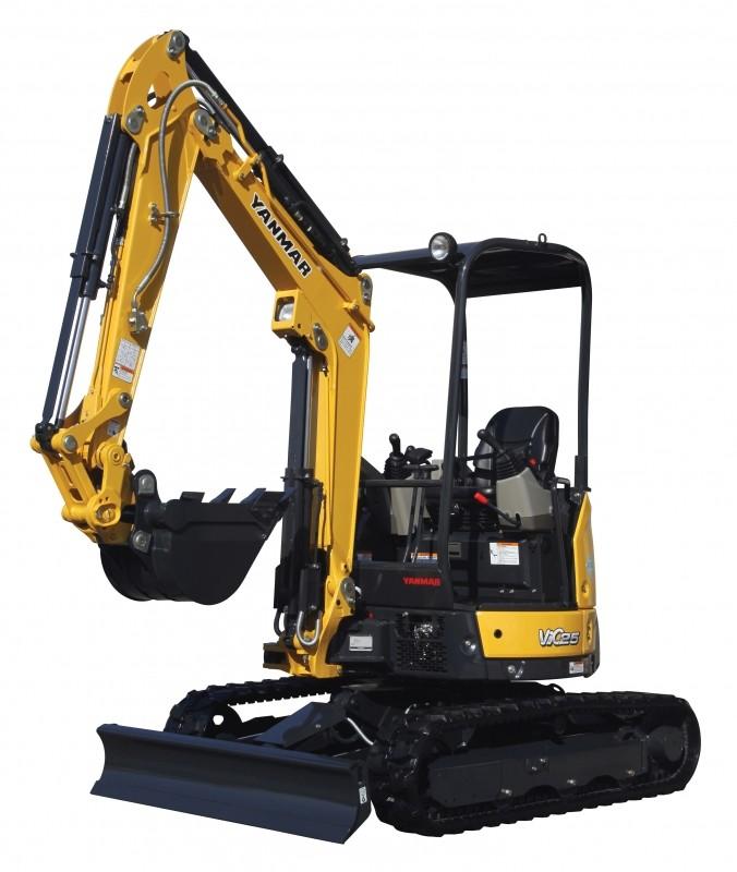 Yanmar Construction Equipment - ViO25-6 Excavators