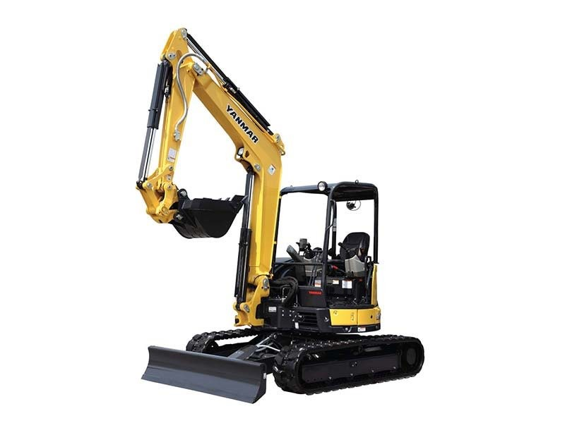 Yanmar Construction Equipment - ViO27-5B Excavators