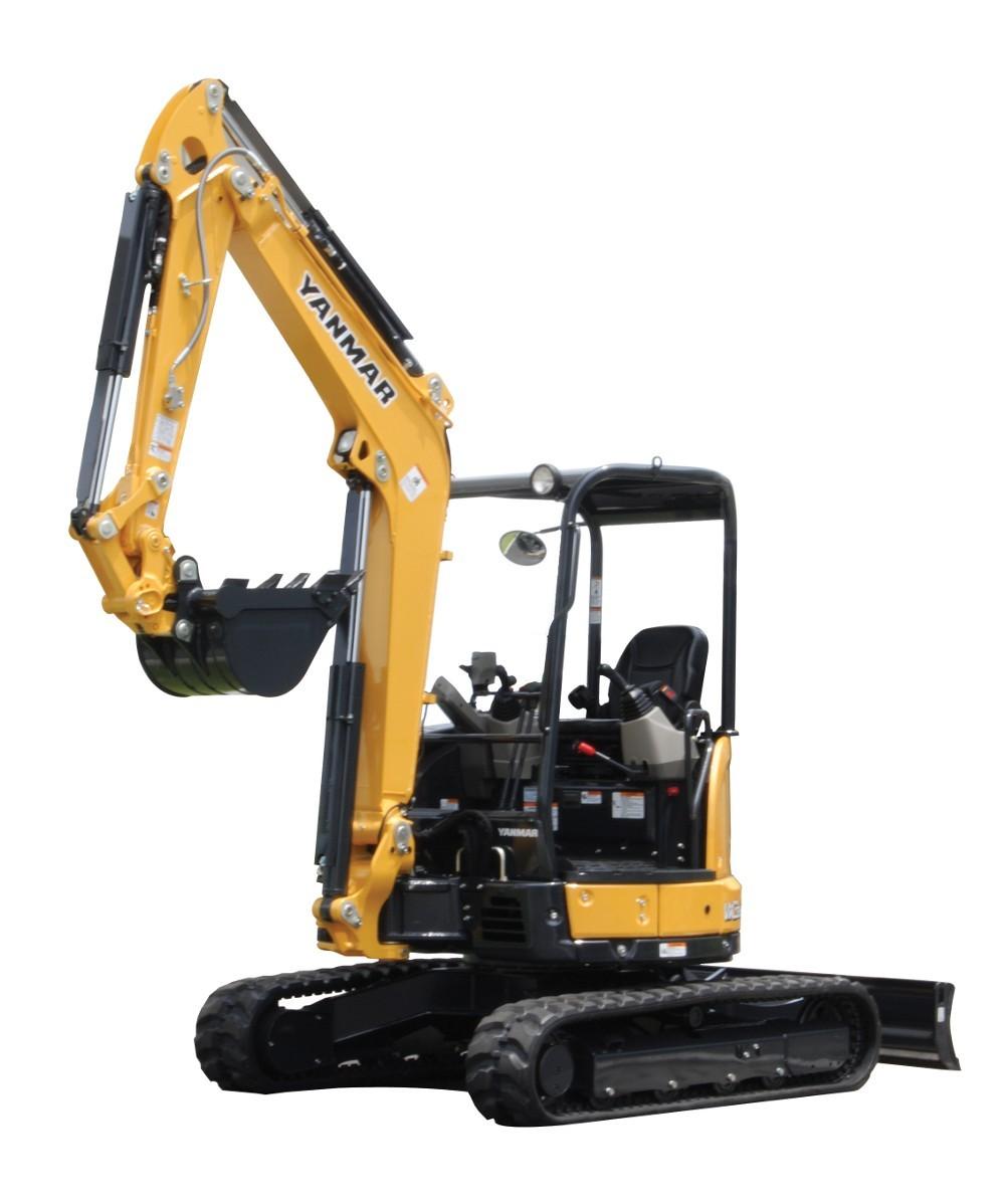 Yanmar Construction Equipment - ViO35-6 Excavators