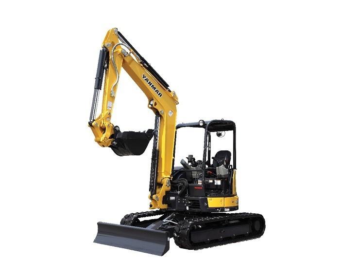 Yanmar Construction Equipment - ViO45-6A Excavators