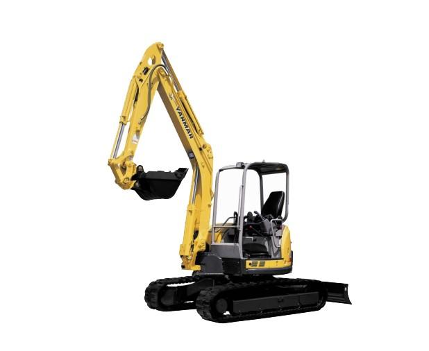 Yanmar Construction Equipment - ViO55-6A Excavators