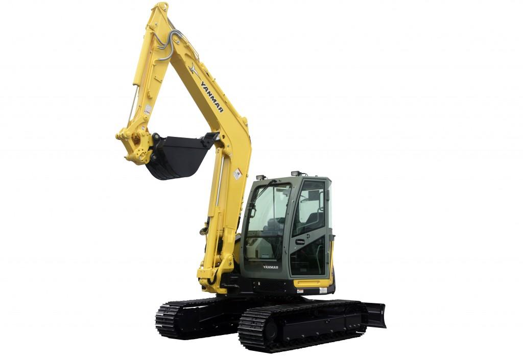 Yanmar Construction Equipment - ViO80-1 Excavators