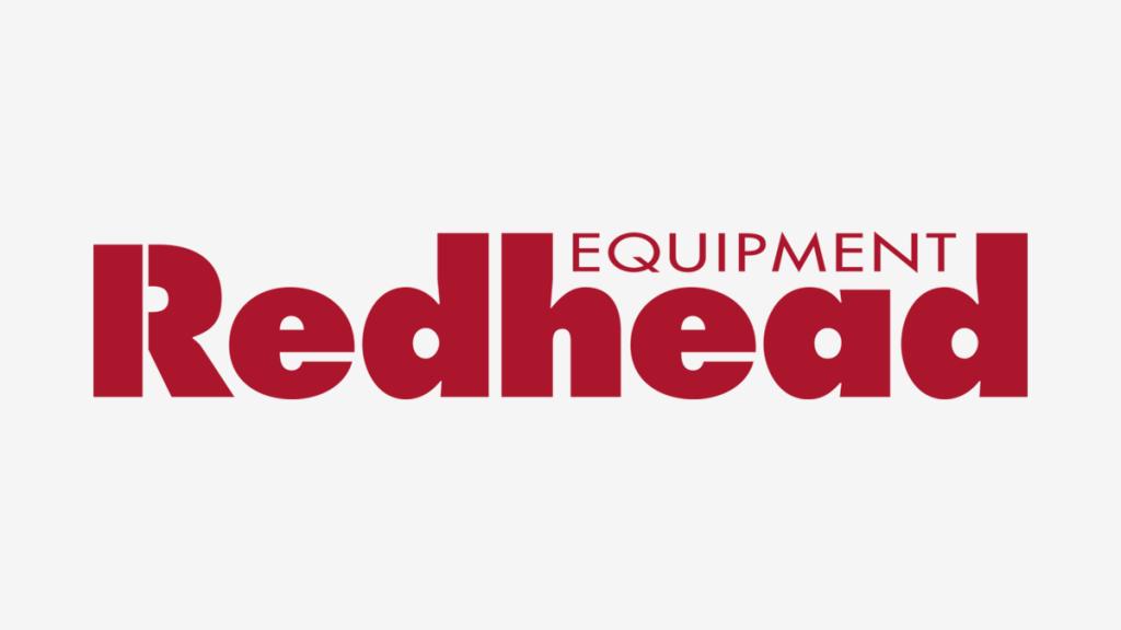 redhead equipment logo