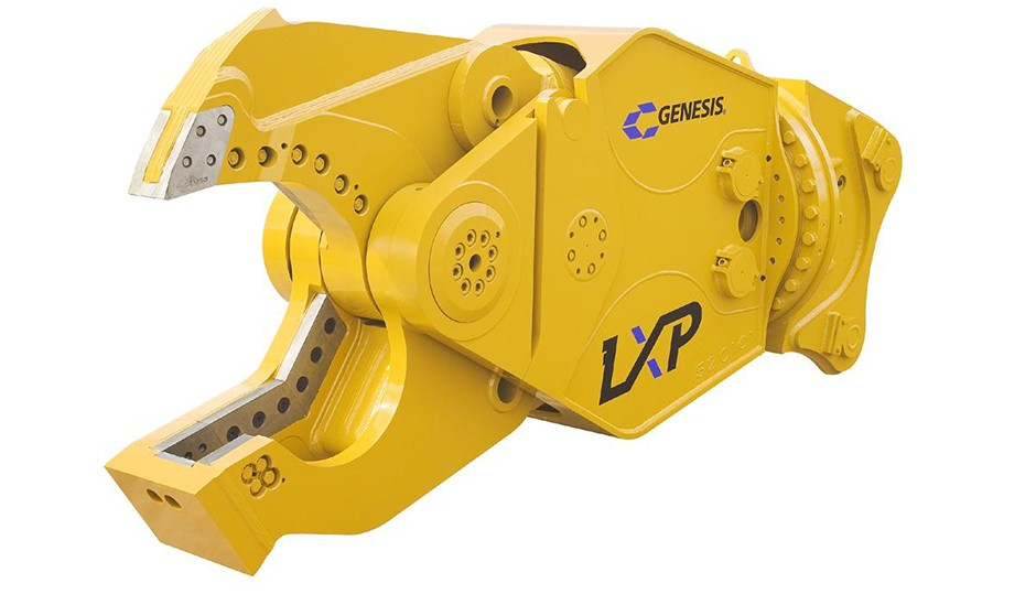 LXP® with Shear Jaw
