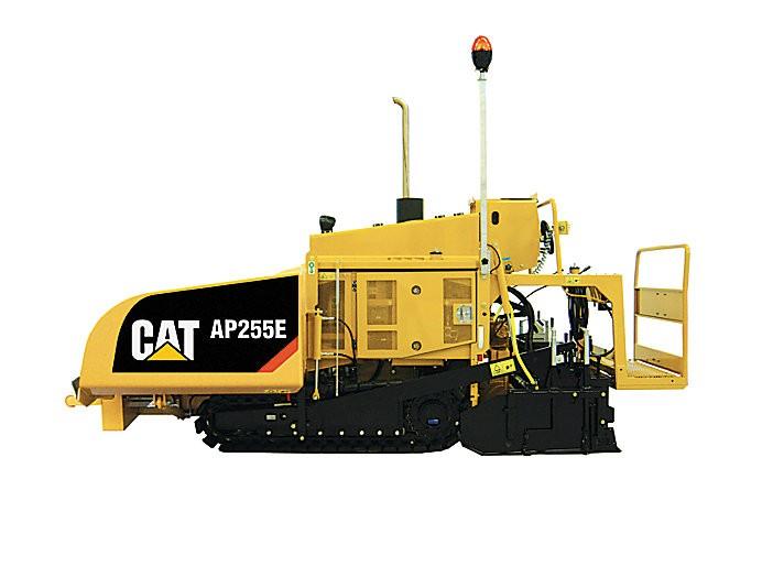 Caterpillar Inc. - AP255E Asphalt Pavers