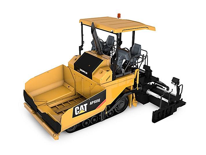 Caterpillar Inc. - AP555E Asphalt Pavers