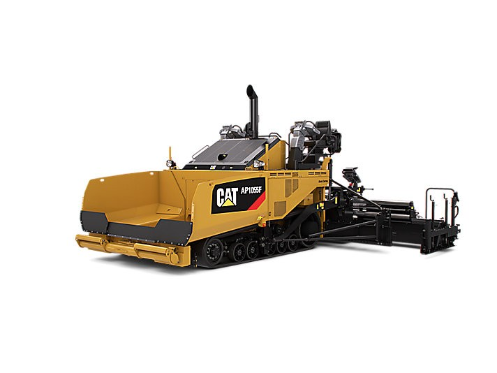 Caterpillar Inc. - AP1055F Asphalt Pavers