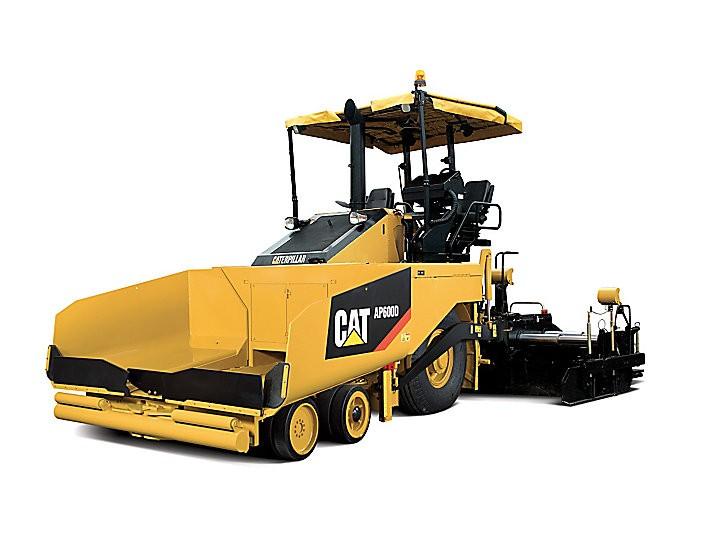 Caterpillar Inc. - AP600D Asphalt Pavers