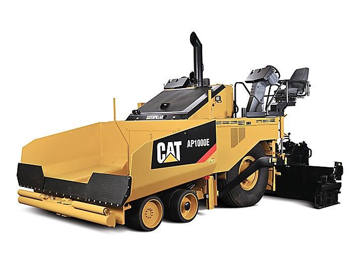Caterpillar Inc. - AP1000E Asphalt Pavers