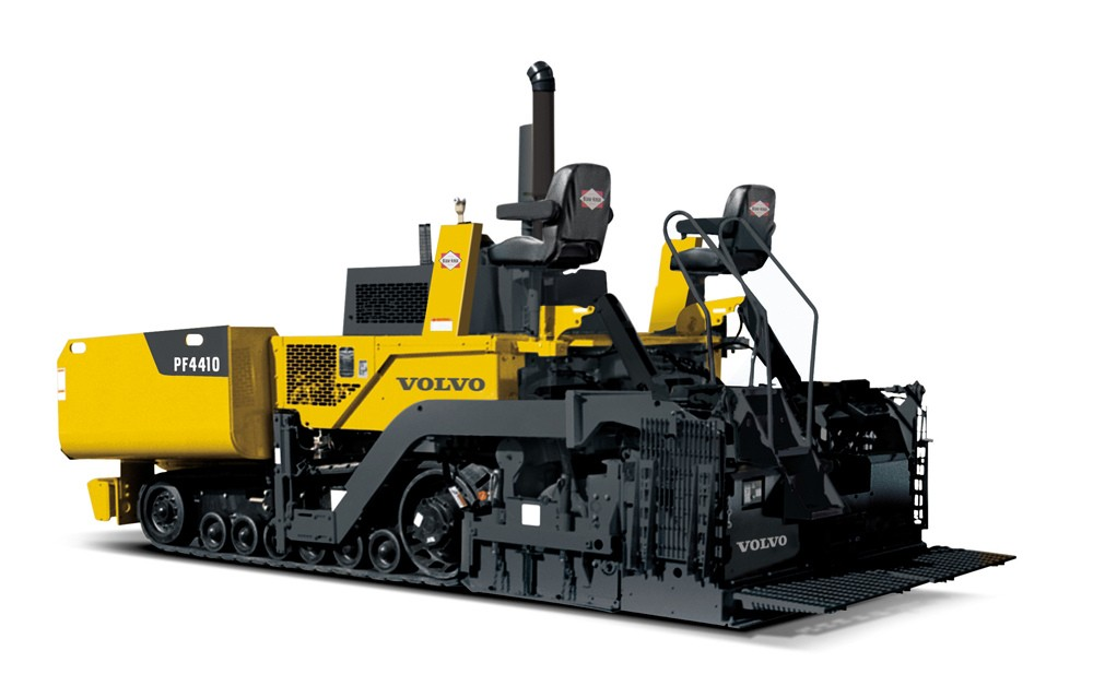 Volvo Construction Equipment - PF4410 Asphalt Pavers