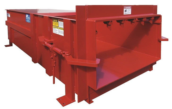 CP-3101-HD is Designed to handle packaging materials, dry wastes and process scraps