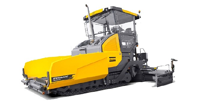 Atlas Copco - SD2550CS Asphalt Pavers