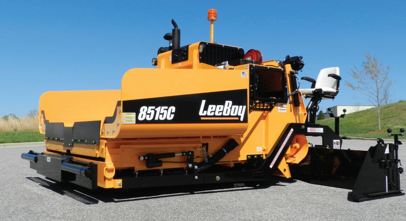 LeeBoy - 8515C Asphalt Pavers