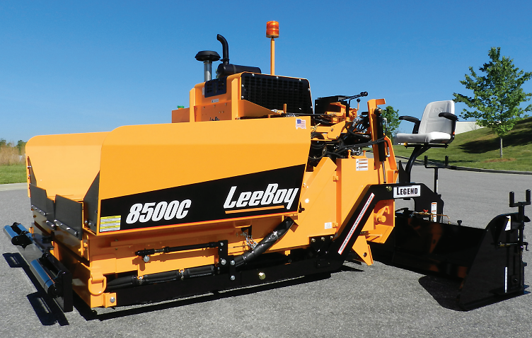 LeeBoy - 8500C Asphalt Pavers