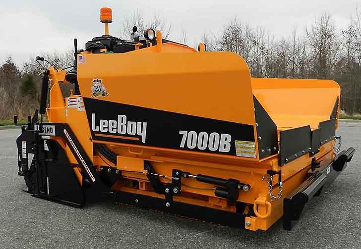 LeeBoy - 7000B Asphalt Pavers