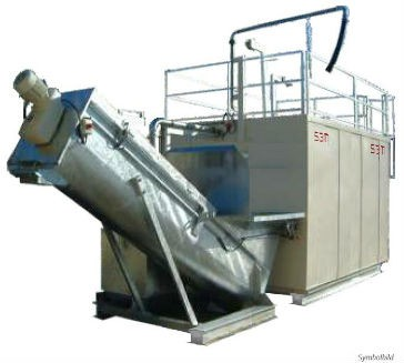 RBR 12 Mobile Concrete Recycling Plant