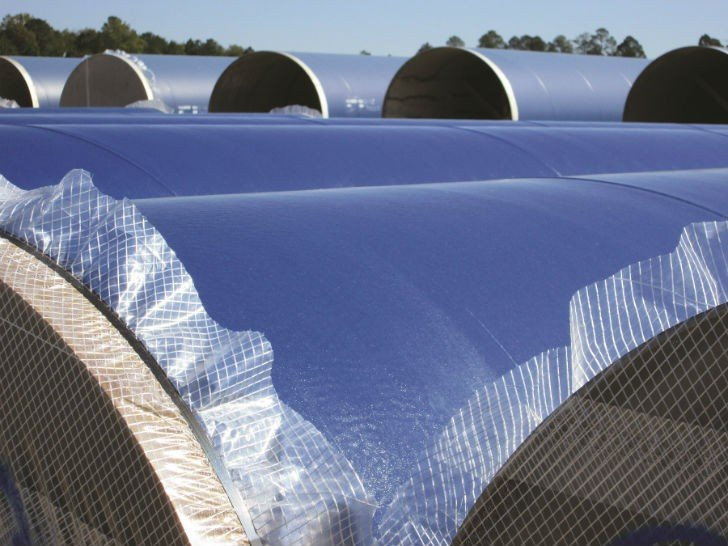 Chemline coatings provides long-term protection in a highly challenging environment.