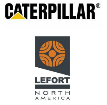 Caterpillar forms exclusive marketing agreement with LEFORT for portable and stationary shears and balers