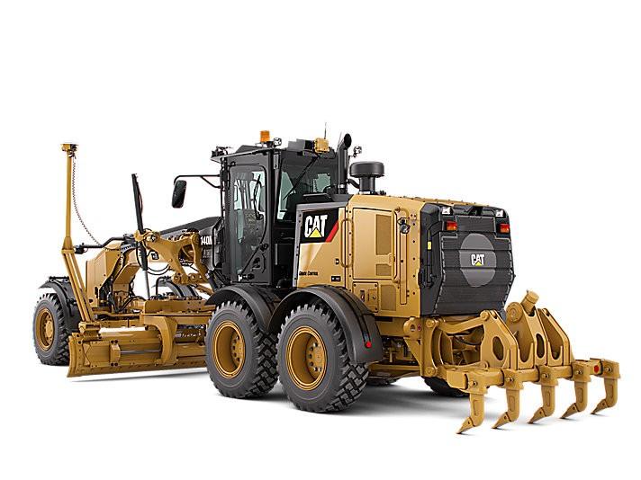 Caterpillar Inc. - 140M3 Motor Graders