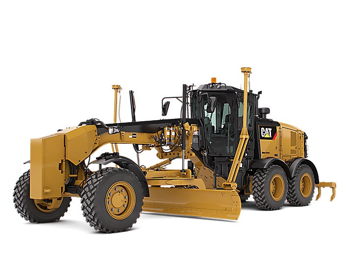 Caterpillar Inc. - 140M3 AWD Motor Graders