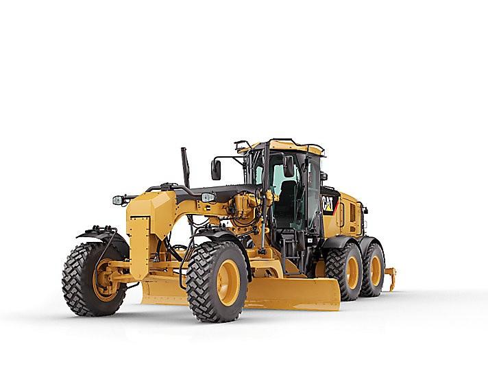 Caterpillar Inc. - 120M2 AWD Motor Graders