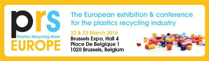 European Plastics Recycling show rescheduled for March, 2016
