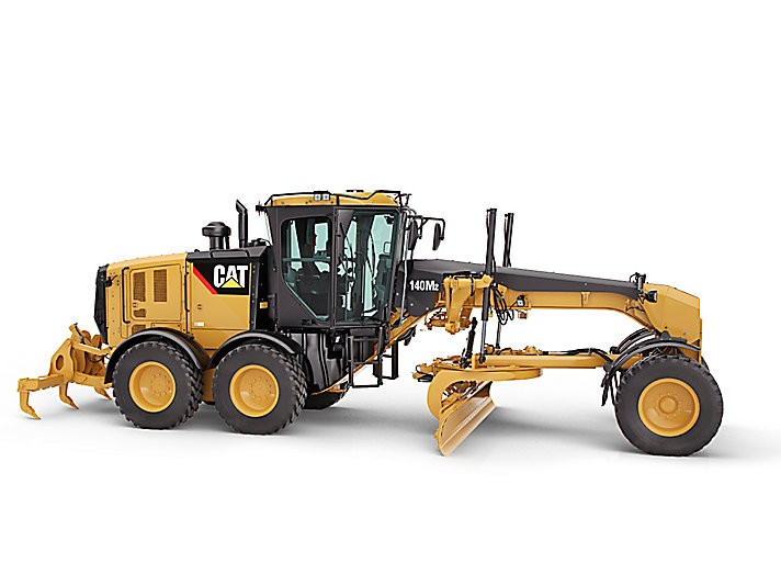 Caterpillar Inc. - 140M2 AWD Motor Graders