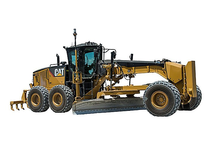 Caterpillar Inc. - 14M Motor Graders