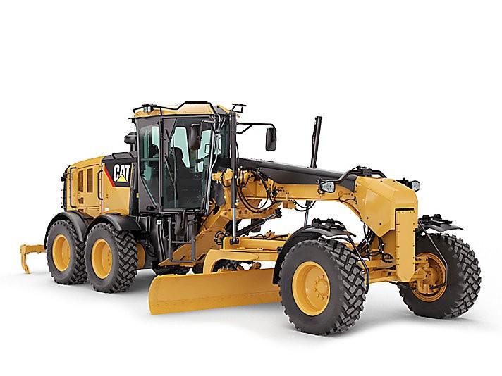 Caterpillar Inc. - 160M2 AWD Motor Graders