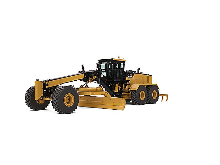 Caterpillar Inc. - 24M Motor Graders
