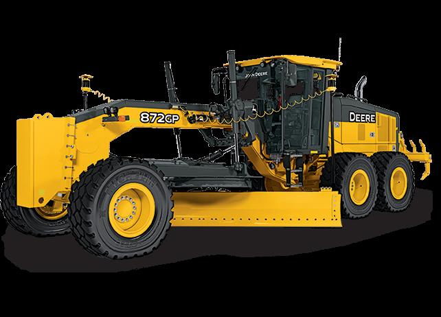 John Deere Construction & Forestry - 872G/GP Motor Graders