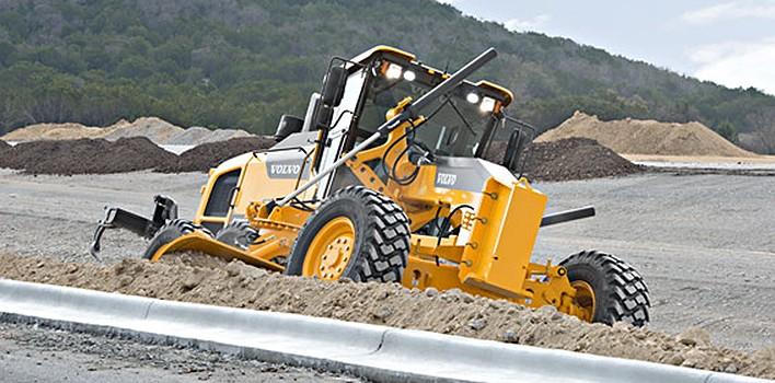 Volvo Construction Equipment - G930C Motor Graders