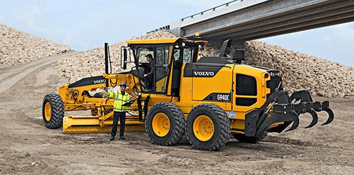 Volvo Construction Equipment - G940C Motor Graders