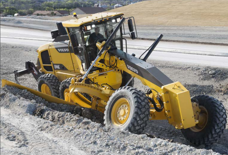 Volvo Construction Equipment - G946C Motor Graders