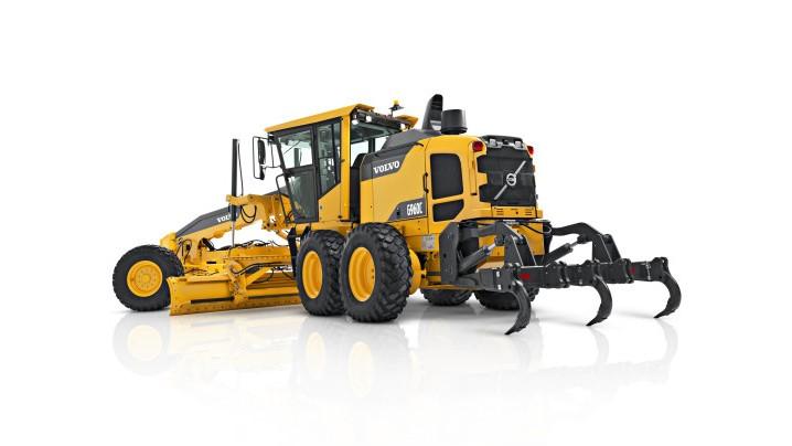 Volvo Construction Equipment - G960C Motor Graders