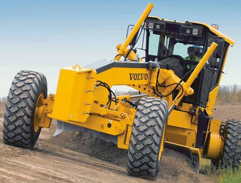 Volvo Construction Equipment - G970 Motor Graders