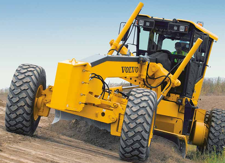 Volvo Construction Equipment - G976 Motor Graders