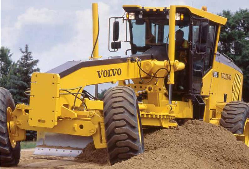 Volvo Construction Equipment - G990 Motor Graders