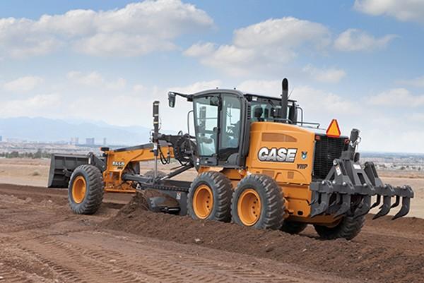 CASE Construction Equipment - 865B AWD Motor Graders