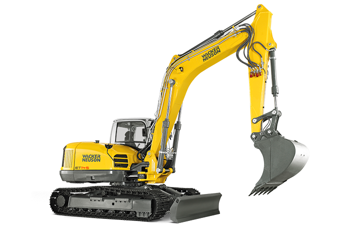 Wacker Neuson USA - ET145 Excavators