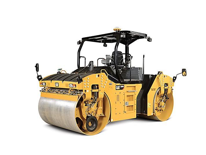 Caterpillar Inc. - CB68B Tandem Asphalt Rollers