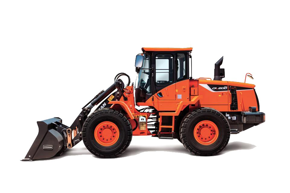 Doosan Infracore North America LLC - DL200TC-5 Wheel Loaders