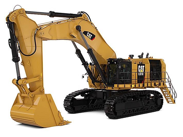 Caterpillar Inc. - 6015B Excavators