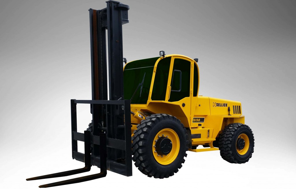 Sellick Equipment Limited - S150 Forklifts