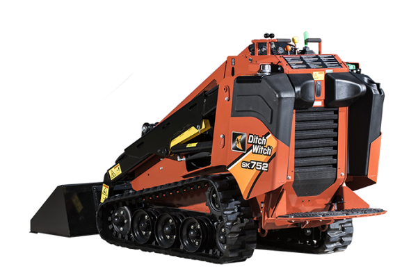 Ditch Witch - SK752 Mini Compact Track Loaders