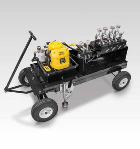 Enerpac - LL-Series Hydraulic Lifting Systems
