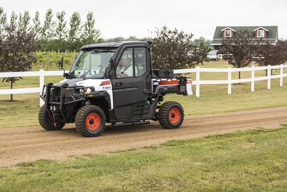 Bobcat Company - 3400 Utility Vehicles