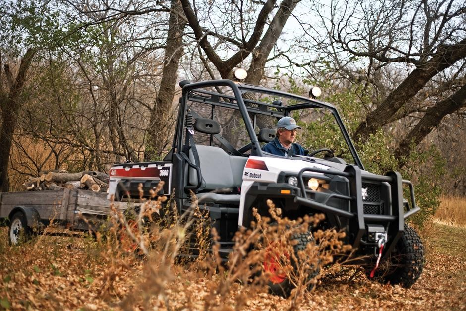 Bobcat Company - 3600 Utility Vehicles