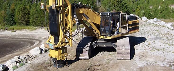 BSP International Foundations Ltd - RIC-16000 Track Drills