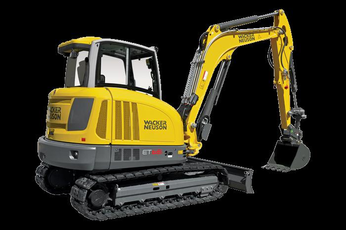 Wacker Neuson USA - ET65 Excavators